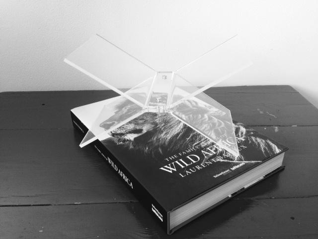 Boekenstandaard klein
